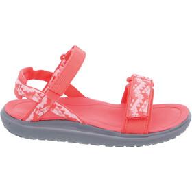 Teva Terra-Float Nova Sandalen Kinderen roze